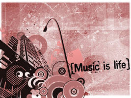 music is life by blueflame9832