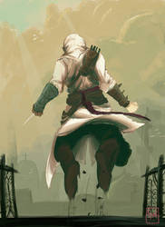 Assassins Creed: on the chase by Sjob