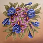 Iris flowers by diegolopezmata