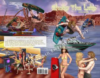 Shake the Lake Cover by diegolopezmata