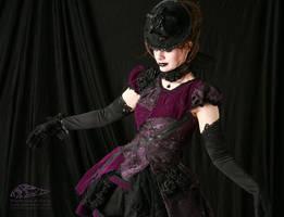 Unrefined Purple Metamorphose by neoqueenhoneybee