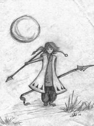girl by Ahrn