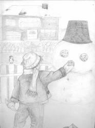 winterboy by Ahrn
