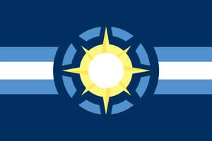 United System of Sol Flag by WMediaIndustries