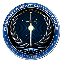USS Department of Defence Seal by WMediaIndustries