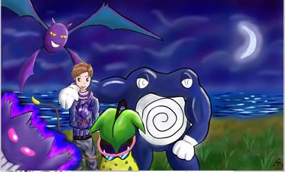 My Pokemon Squad by paulimorph