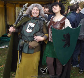 Mormont Ladies by Padfoot-D