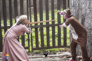 The Bear and the Maiden Fair by Padfoot-D