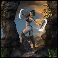 Blade Dancer by didi-mc