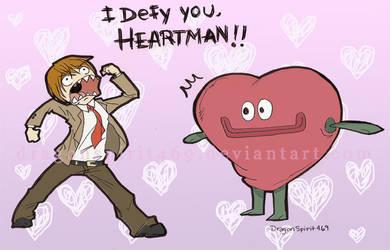 A DeathNote Valentine's Day by DragonSpirit469