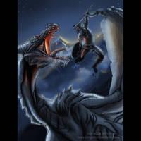 Skyrim by DragonSpirit469