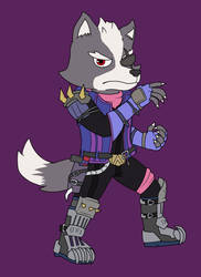 Wolf O'Donnell by FoxMT