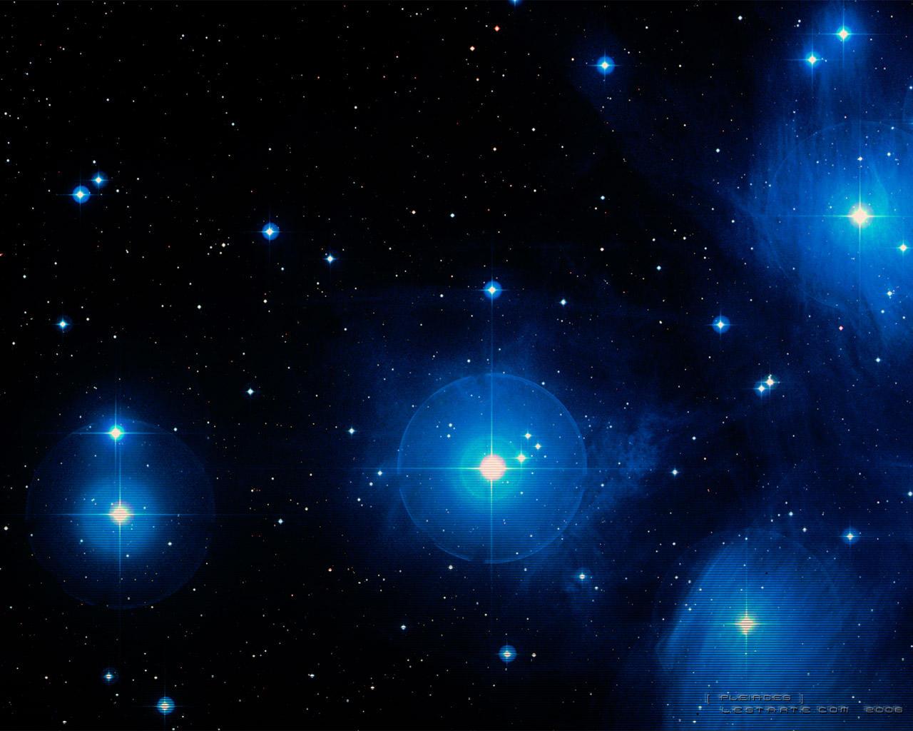 Pleiades by lestarte