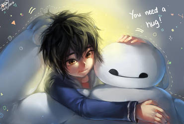 You need a hug by christon-clivef
