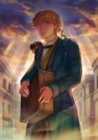 Fantastic Beasts and Where to Find Them by christon-clivef