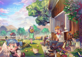 Contest- Pumpkin Online by christon-clivef