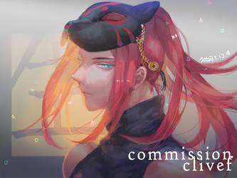 Commission- Kimura by christon-clivef