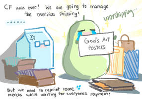 Announcement for Postage order by christon-clivef