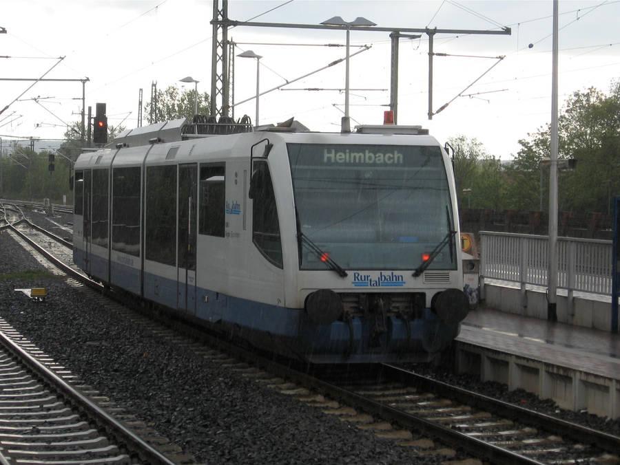 Rurtalbahn by ZCochrane