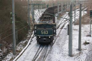 Brown Coal Railroad by ZCochrane
