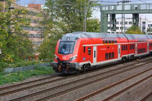 Munich-Nuremberg via Wuppertal by ZCochrane