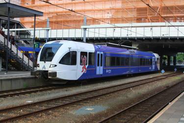 Arriva Limburg GTW by ZCochrane