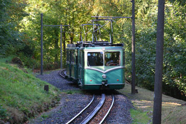 Drachenfelsbahn by ZCochrane