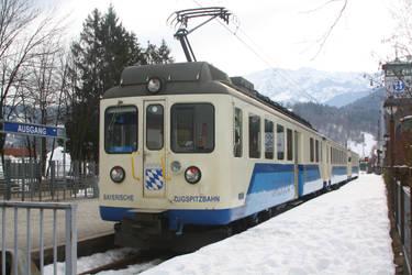 Zugspitzbahn by ZCochrane