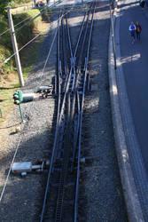 Drachenfelsbahn Switch by ZCochrane