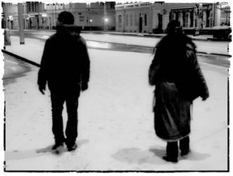 Forgotten Walk by FrankVanImschoot