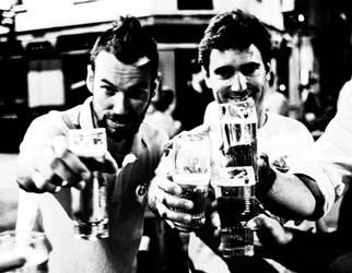 Cheers by FrankVanImschoot