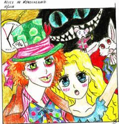 Alice in Wonderland by YuukiCross5