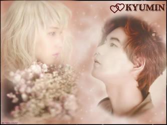 KyuMin Wallpaper by Dia-Rei