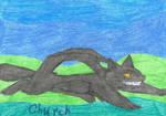 Church Catcar by Growlie26