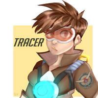 Tracer by nakedslayer