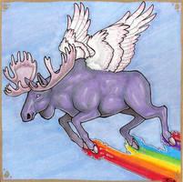 Taste the Rainbow... by KaiserFlames