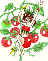 .:Princess Tomato:. by tutti-fruppy