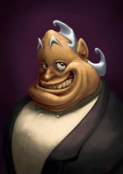 Mr Rob Hogan by effenndee