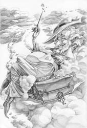 Wizard Beerboff by effenndee