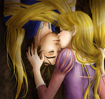 kiss me by DramaQueen14