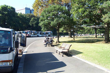 0032 Tokyo park by nipponstar