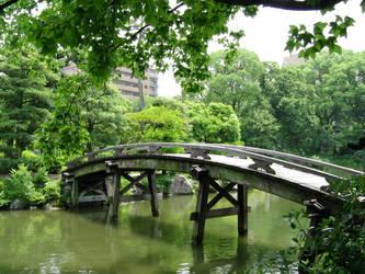 0135 Kyoto bridge by nipponstar