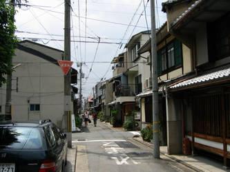 0136 Kyoto street by nipponstar