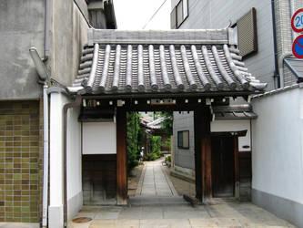 0137 Kyoto backyard by nipponstar