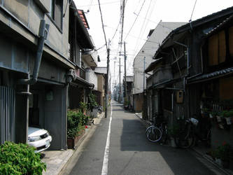 0139 Kyoto street by nipponstar