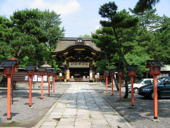 142 Kyoto temple ground by nipponstar