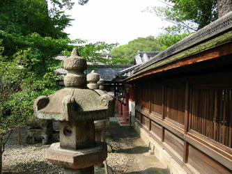 144 Kyoto temple ground by nipponstar