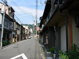 0149 Kyoto streetview by nipponstar