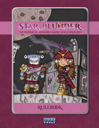 Star Plunder Cover by Eledrath