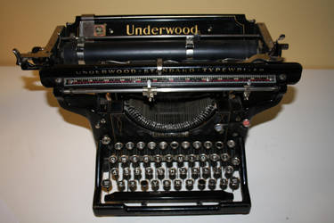 Typewriter 21 by FlyingMongooseAttack